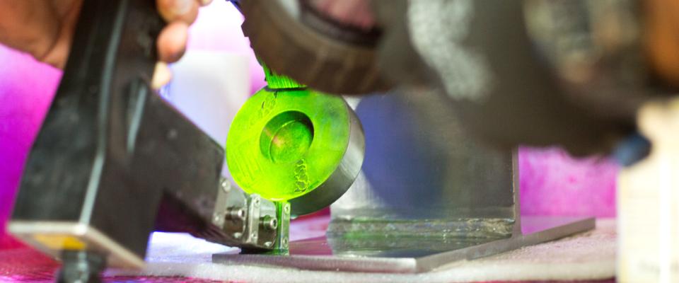 Kontrolisanje magnetnim česticama